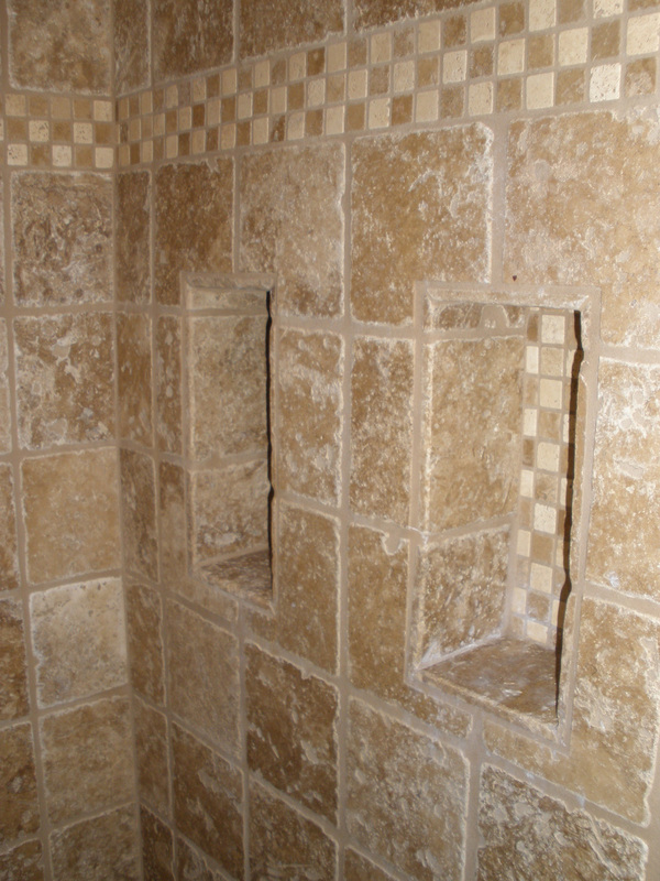 Dishes & Niches - JTL Tile